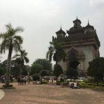 2018ビエンチャン・タイ東北部旅行2 ビエンチャンの印象とお役立ち情報