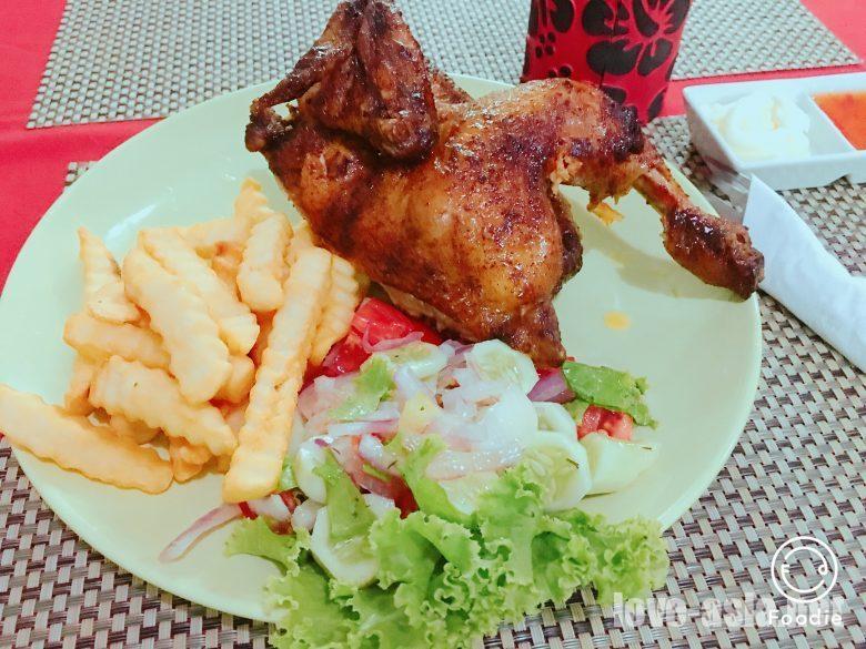 Chicken World