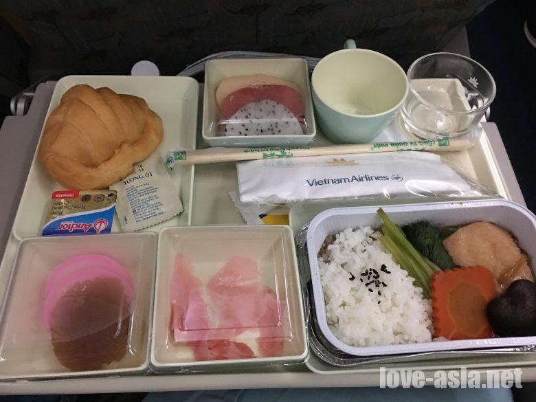 ANA機内食