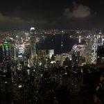 ホーチミン・香港旅行5 ビクトリア・ピークの夜景スポット