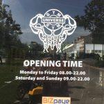 パタヤのローカルスポーツジム Universe Gym
