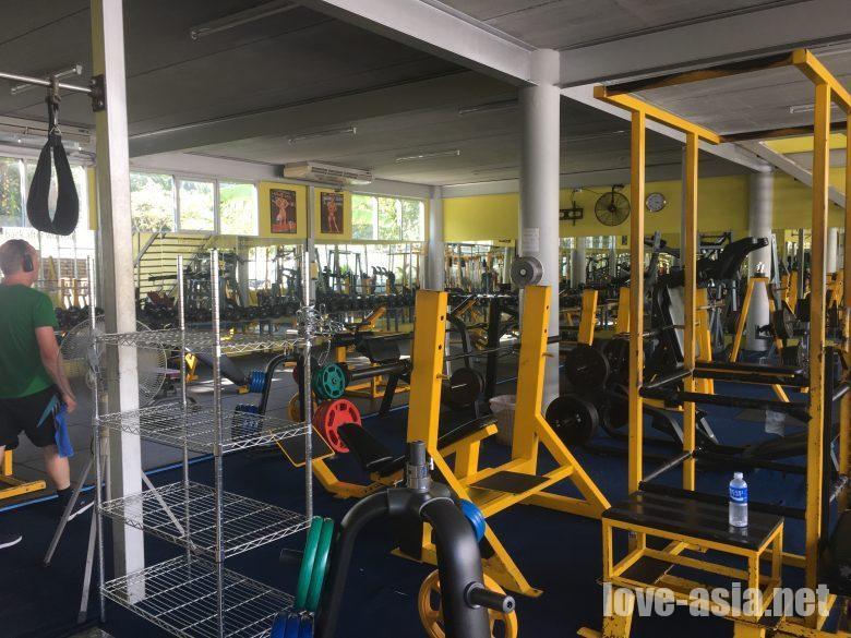 Universe Gym