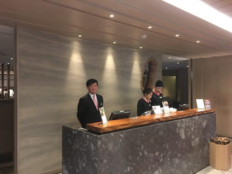 台湾桃園空港 ラウンジ