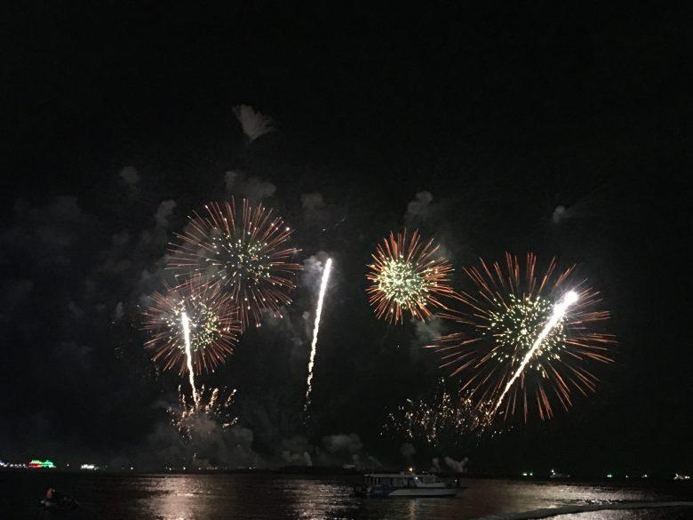パタヤ国際花火大会
